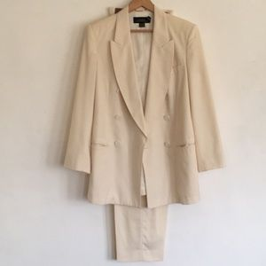 Classified for Nordstrom Double Breasted Suit L